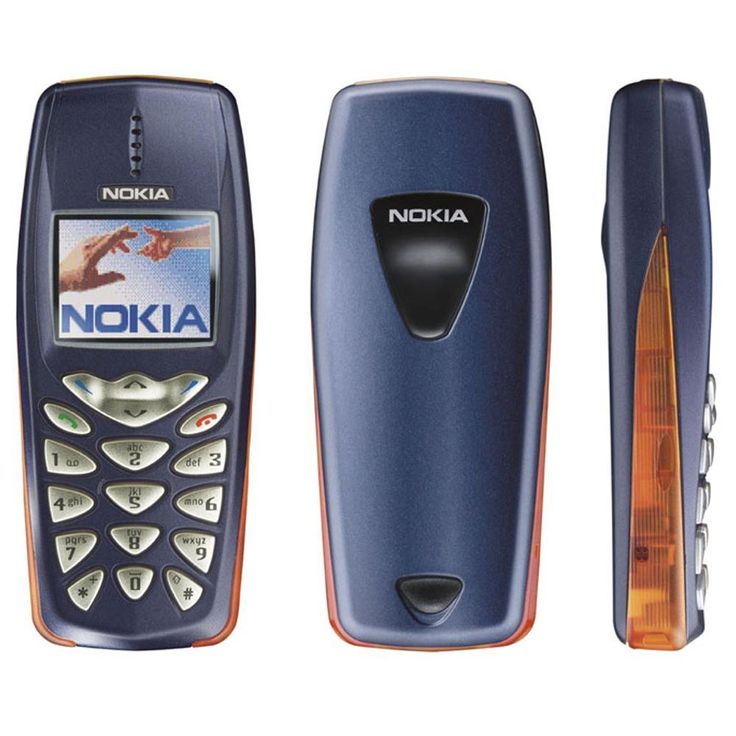 Blue Nokia 3510i Sim Free Handset, £15.99.   Ok who had one of these growing up ?!