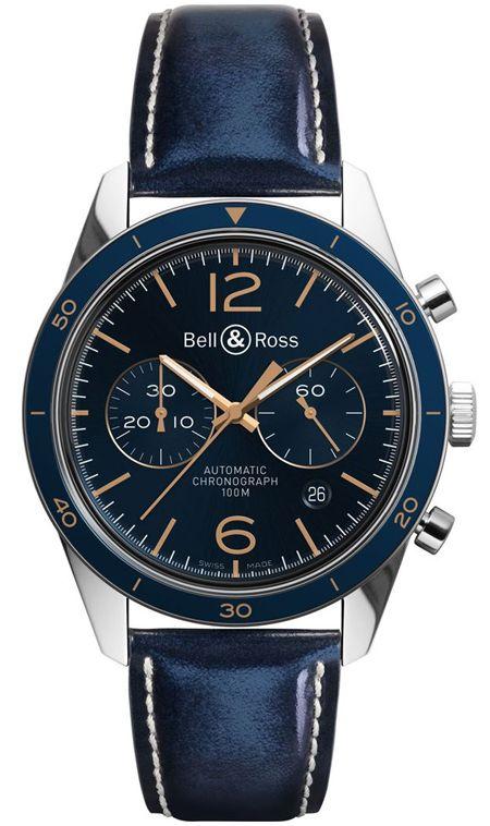 【Bell&Ross ベル&ロス】軍用時計に洗練さを持ち込みコアな時計ファンを魅了する独創ブランド