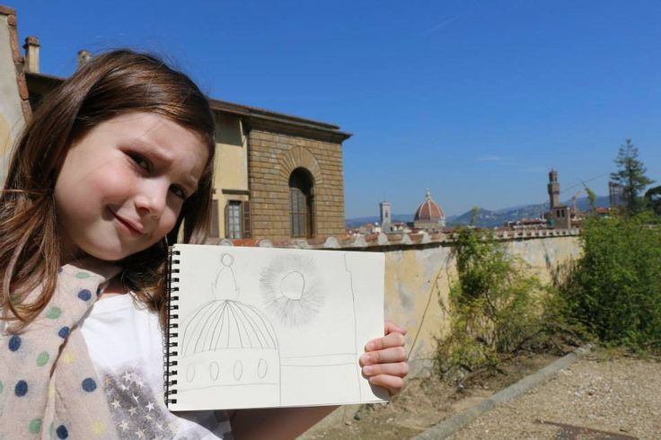 Each of our art classes for kids in Florence, Italy, is designed to engage kids with the art and culture of Italy, in a wholly unique way. We inspire your kids