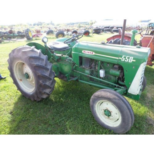 Oliver Tractor Parts Used : Used oliver tractor for sale eq call