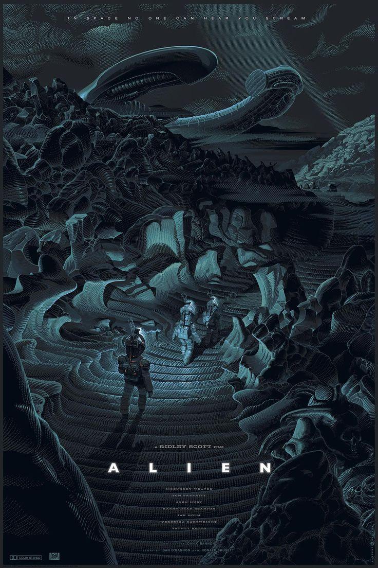 Alien - Laurent Durieux ----