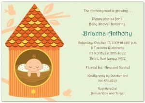 """Little Hatchling Baby Shower Invitations - Set of 20 by Storkie Express. $35.80. custom printed with personalized text (and photo if applicable). includes one blank envelope for every invitation/announcement/card (envelope return address printing also available). all text and layout can be customized. after you place your order, you will be contacted for the custom text. 1 qty. pack is 20 invitations/announcements/cards. Baby Shower Invitations: """"Little Hatchling"""" is a """"Su..."""
