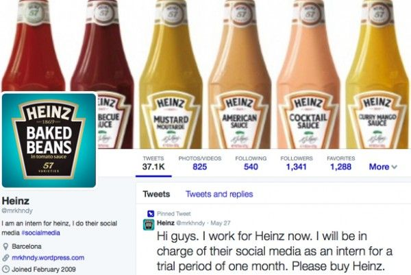 Tweeting IROs, 'brand-jacked' brands and looking to the future.