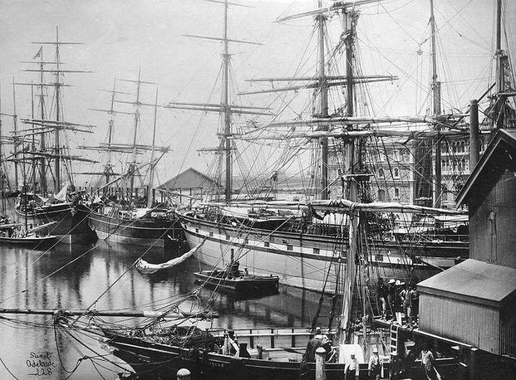 Adelaïde docks, Australia