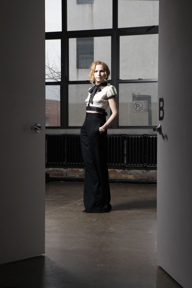Nina Persson for DEMO Magazine ©Anthony Hill Photographer