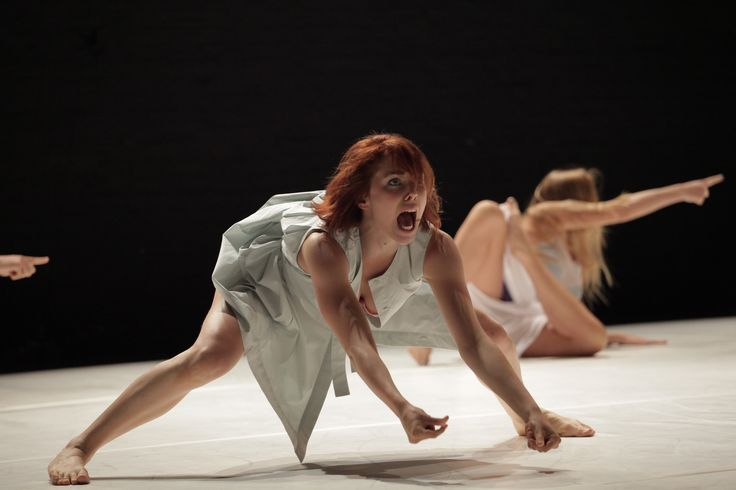 London Contemporary Dance School, Graduation Performance 2015.  Piece: Wolves will be Watching, by Igor & Moreno  Photo by Stephen Berkeley-White