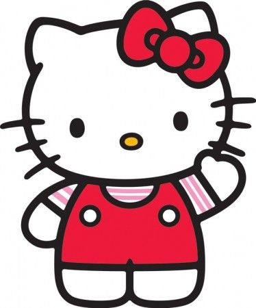 Hello Kitty is by far the most adorable cat in the world, from her big red bow down to her overalls. Her creator, the Japanese brand Sanrio, has built an empire of cuteness for all ages to enjoy. Over the years, the company has added various other characters that accompany Kitty in her adventures. Hello Kitty has appeared on all sorts of products, including those for designers like Tarina Tarantino, and she even has her own lines for MAC, Forever 21, and Sephora! dvchic