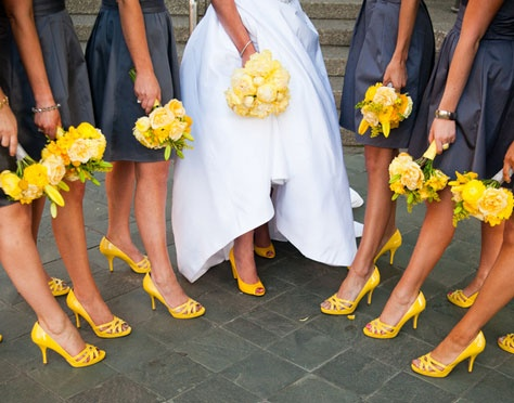 Color Schemes By Wedding Style