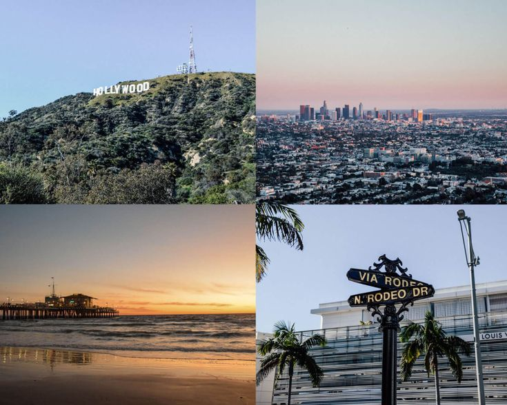 Are you going to visit the City of Angels but don't know what to do? Check out this great Los Angeles itinerary for 5 days that includes all the places you have to see. From Beverly Hills to Santa Monica, Hollywood and Downtown LA - it guarantees you unforgettable 5 days in Los Angeles! #losangeles #hollywood #beverlyhills #santamonica #venicebeach #california