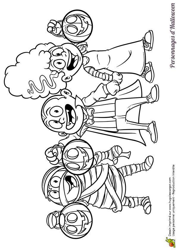 Zum Ausmalen Drei Verkleidete Kinder Die Halloween Feiern Svg Files Ausmalen Die Drei Malvorlagen Halloween Halloween Ausmalbilder Halloween Bilder