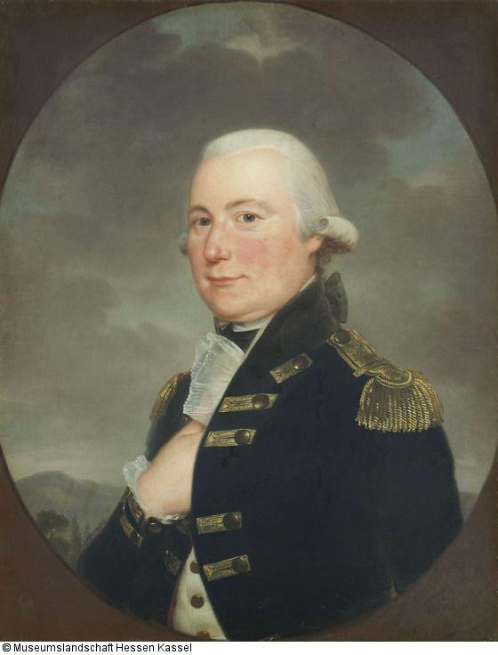 Kasseler Hofrat Dr. med. Philipp Hunold Künstler: Wilhelm Böttner (1752 - 1805) Datierung: um 1803