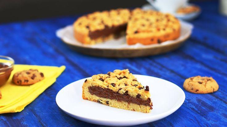 Una torta biscotto al cioccolato davvero irresistibile!