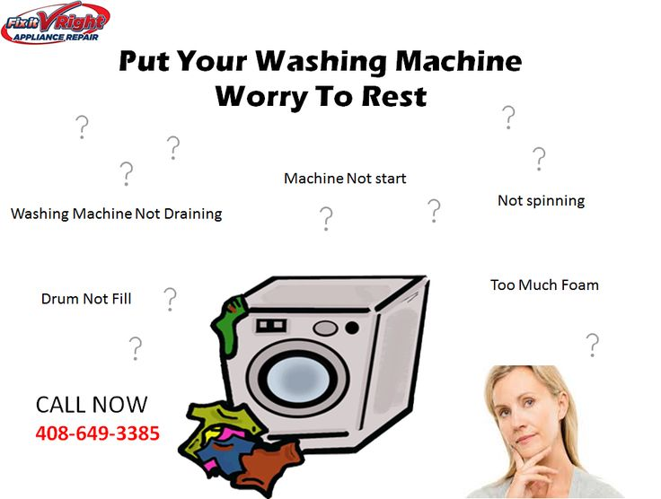 Drop the idea of replacing your faulty washing machine with new as washing machine repair San Jose has the solutions. By identifying the fault, they will offer the best services at the best price.