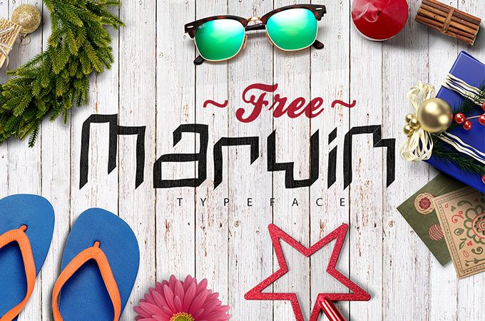 Marvin-Free-Font