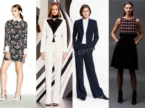 Офисная мода 2016
