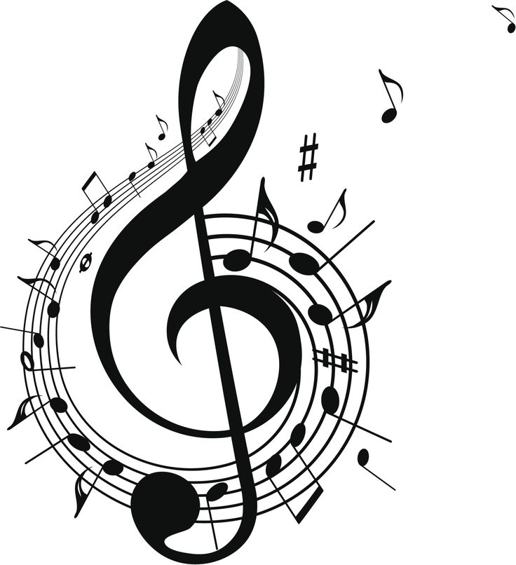 107 Best Musical Clipart Images On Pinterest