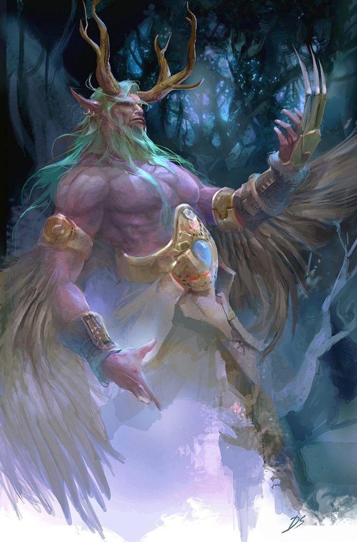 Roi des elfes noires ***