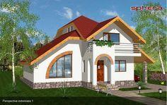 Proiecte de case pentru tineri. 3 locuinte pline de viata care ne-au fermecat