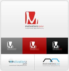 "Simple logo using ""M"""