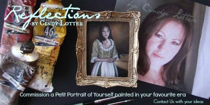 Commission a Petit Portrait of Yourself