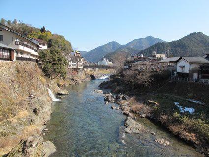 Gujo Hachiman, Gifu Prefecture.