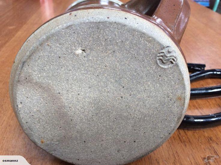 David Frith Stoneware jug. | Trade Me