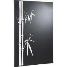 Plaque de protection murale EQUATION bambou L.80xH.120CM