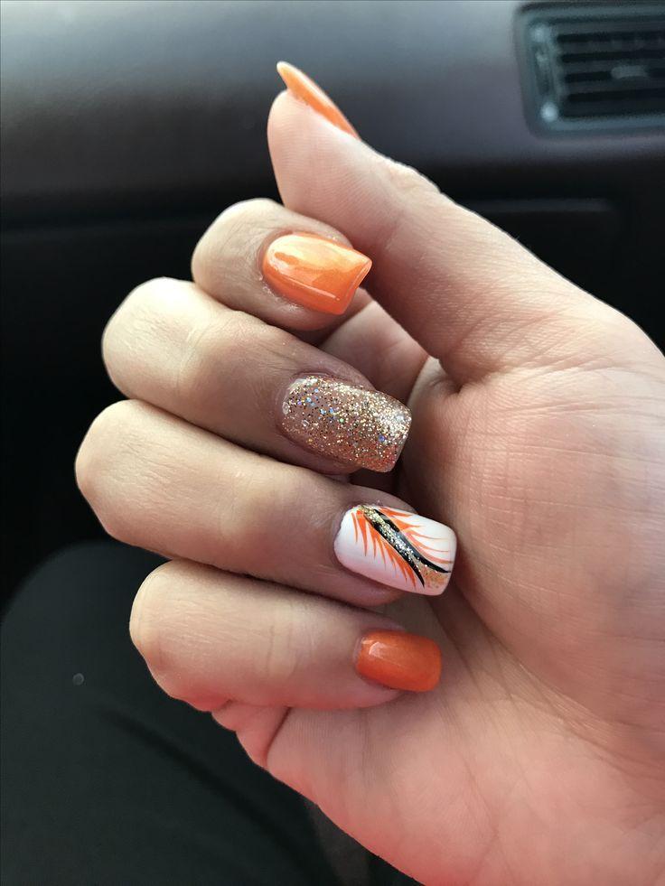 Fall nails – fall nails – # fall # fall #nail #nails – Nail Designs