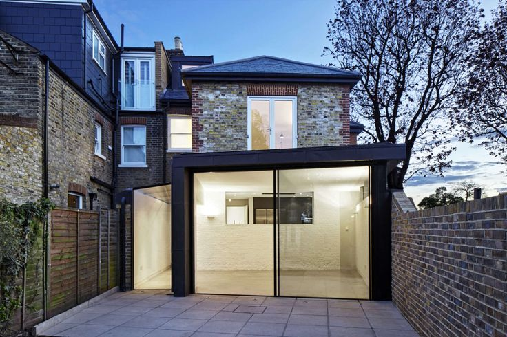 Whitton Road by  Phillips Tracey Architects - London, United Kingdom