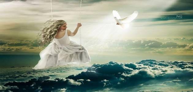Donnez un nom à votre ange gardien. Si vous ouvrez votre esprit et écoutez votre guide, il vous donnera peut être son nom.