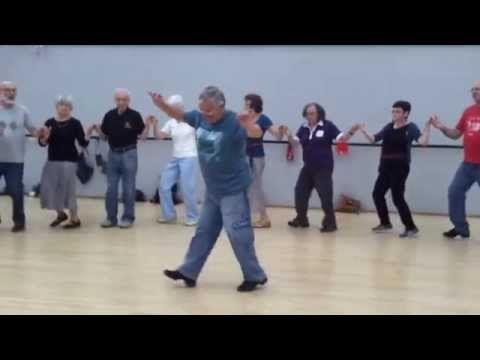 Tervelska Reka, Bulgaria - Balkanitsa, Haifa Dance Group, June 2015 - YouTube