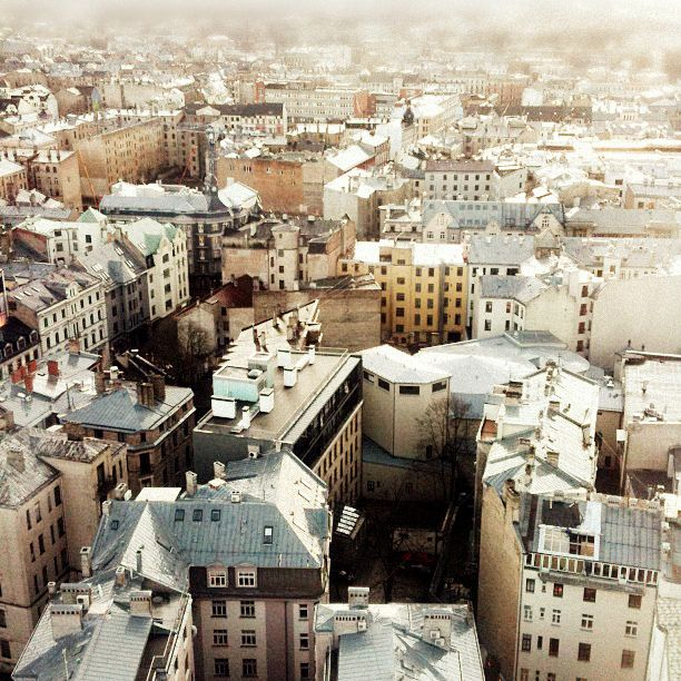 riga, latvia. beautiful rooftops.Europe Adventure, Beautiful Rooftops, Buckets Lists, Favorite Places, Cities Perspective, Europe Latvian, Riga Latvia, Riga Cities, Travel Buckets