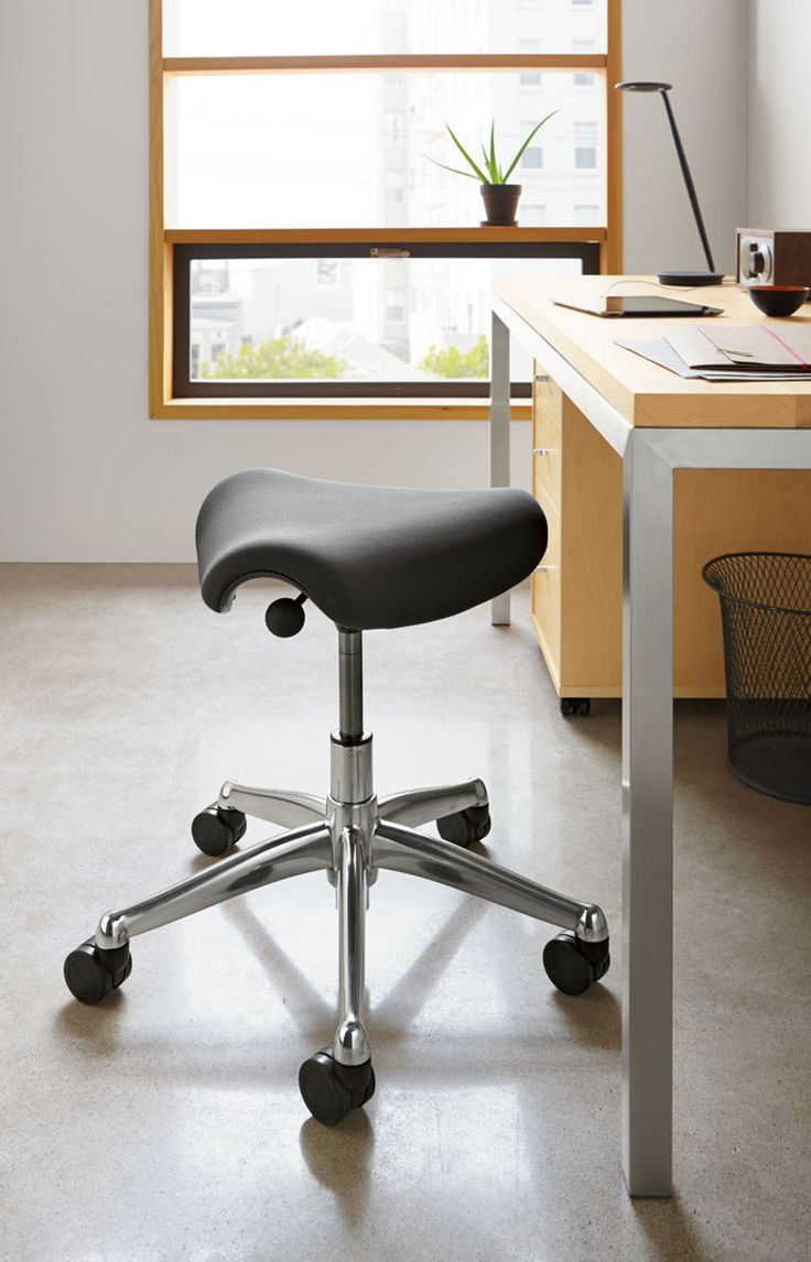modern office chair. Freedom Pony Saddle Stool. Modern Office ChairsOffice Chair