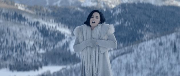 Demi Lovato's Chilling 'Stone Cold' Video Will Leave You Breathless