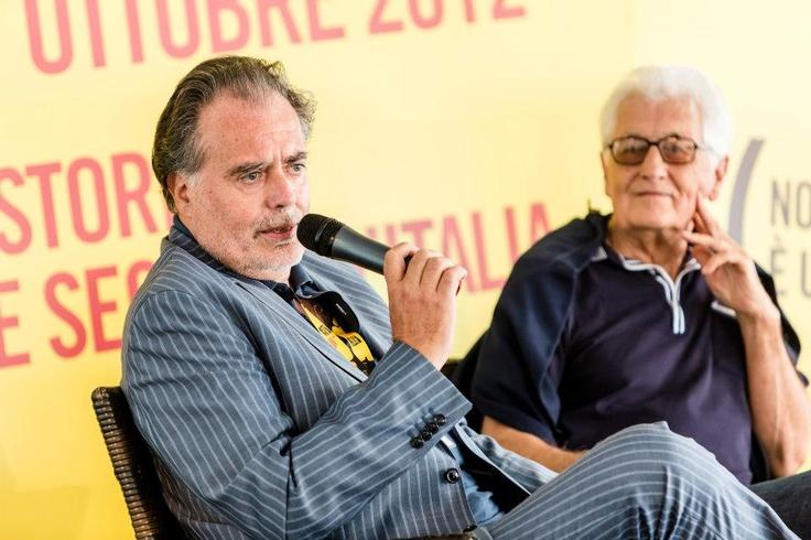 Giulio Leoni, Loriano Macchiavelli  #gradogiallo5