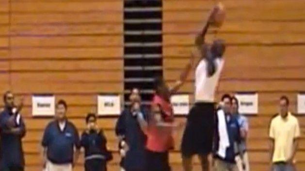 Michael Jordan Shuts Up Young O.J. Mayo
