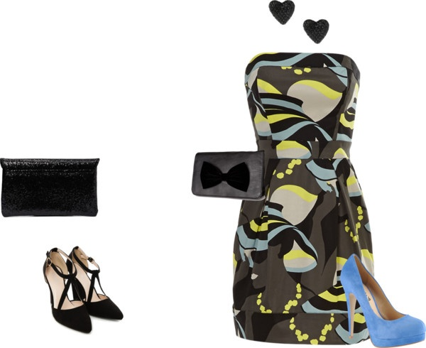 """Untitled #10"" by hildaolifia on Polyvore"