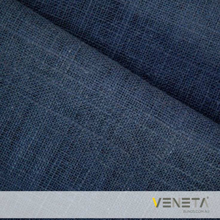 Veneta Blinds : Roman Blinds Colour : DEEP OCEAN
