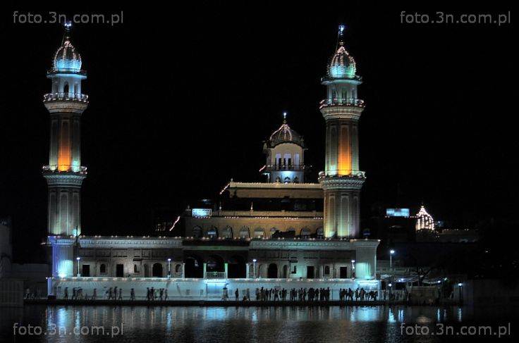 Amritsar (Asia, India, Amritsar, Golden Temple) photos. Online sale of photos for graphic projects, calendars, postcards, wallpapers, Internet, etc.