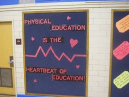 Fairview Physical Education - Be Heart Healthy!