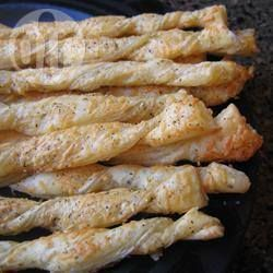 Puff Pastry Cheese Twists @ allrecipes.com.au