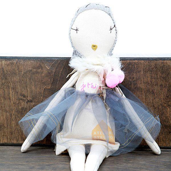 jess brown limited edition atsuyo et akiko doll