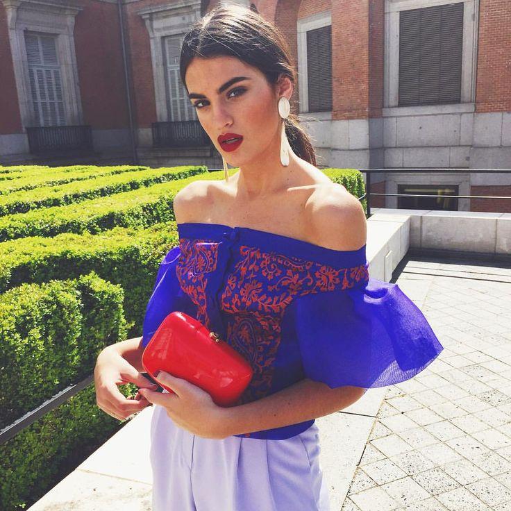 """Marta Lozano Pascual en Instagram: """"Shooting for @cosalinda_spain SS15 campaing…"""
