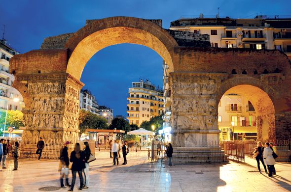 Hostelbay.com Travel Blog - Top historical sites and museums in Thessaloniki#greece#travel_to_greece#thessaloniki#history#culture#greece#urbangreece