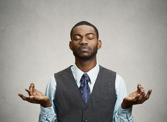 Reducing Stress in the Moment Requires Physical and Mental Awareness