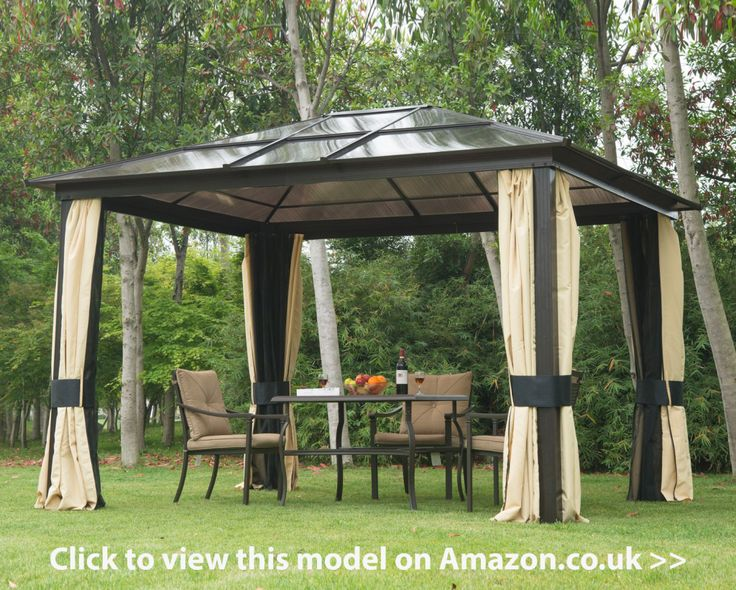 Best 25+ Hardtop gazebo ideas on Pinterest | Aluminum ...