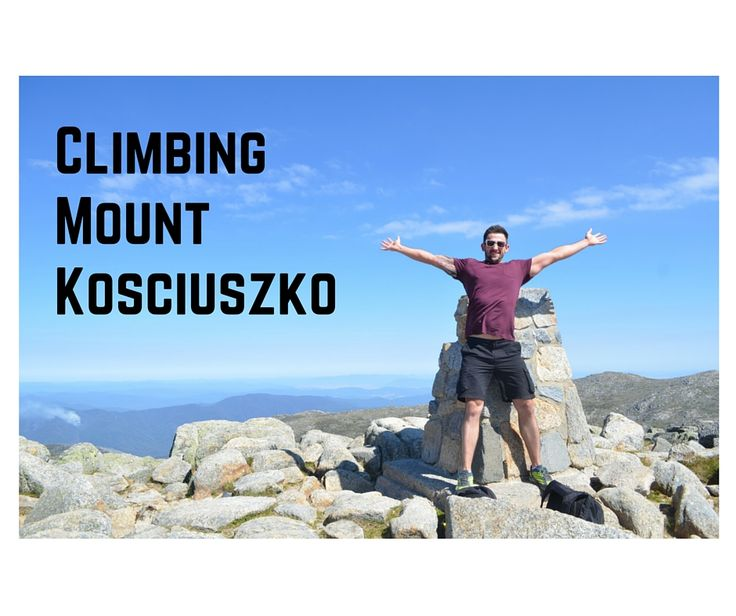 I climbed Mount Kosciuszko a while back and it was so cool even if it was a small mountain compared to the other seven summits. Check out my full guide here to climbing Mount Kosciuszko.