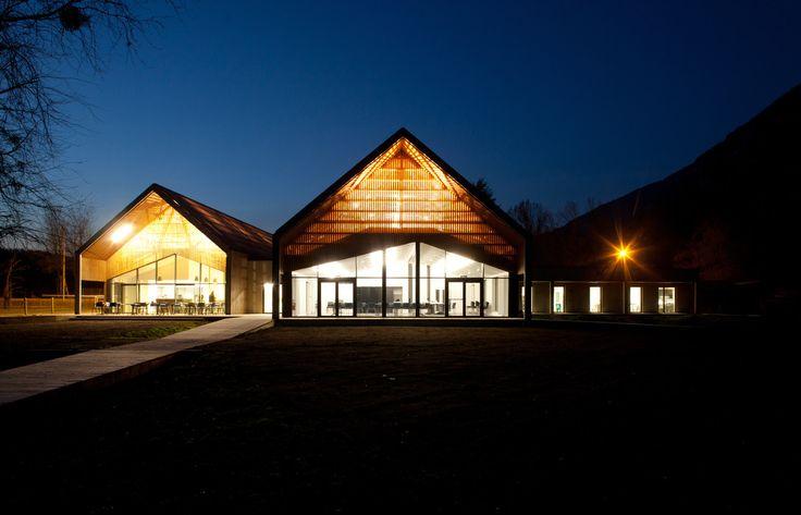 La maison du lac accueille un espace sc nographique une for La maison du lac streaming