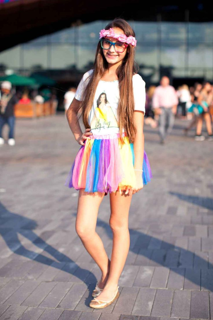 Katy Perry Prismatic Tour NYC — Costume Outfit Ideas