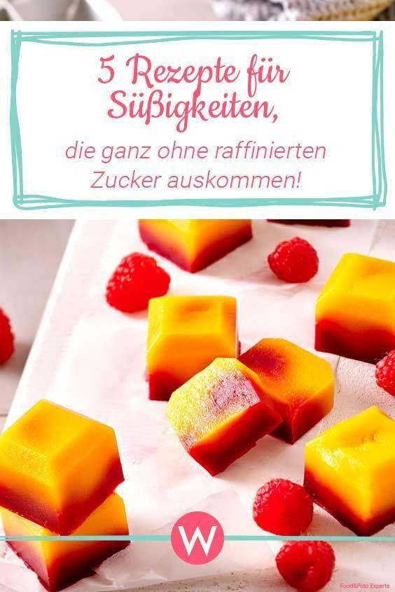 5 Rezepte für zuckerfreie Süßigkeiten, die du liebst wirst